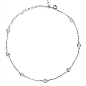 Kenneth Jay Lane Silver necklace, silver
